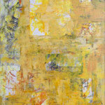 Entrée I, acrylique sur toile, 85 x 60 cm, 2003