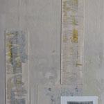 Saveur de la toile blanche 12, 80 x 50 cm, 2018 | fr 1'400