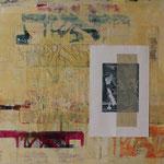 Shir Bereshit, Technique mixte sur toile, 68 x 165 cm, 2016 | fr 3'800