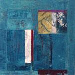 Transition I, 2011, 40 x 40 cm, acrylique sur toile