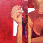 Variation IV, 2008, 30 x 30 cm, acrylique sur toile | vendu
