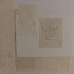 Saveur de la toile blanche 3, 30 x 30 cm, 2017 | fr 500