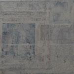 Saveur de la toile blanche 14, 20 x 20 cm, 2018 | fr 350