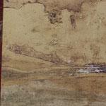 """Dialogues"" 5, 40 x 40 cm, 2018 | vendu"