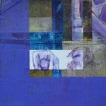 Il sera une fois...I, 2010, 30 x 30 cm, acrylique sur toile | fr 500