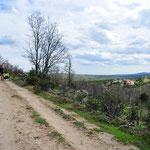 La Cañada  con Miraflores al fondo