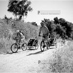 Festival infantil de la bicicleta con la E.I, Miraflores de la Sierra