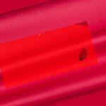 Peter Heck: Rot mit Flecken