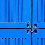 Wolfgang Kösling: Blaue Container