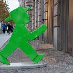 Dieter Hambrock: Grünes Männchen
