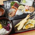 海鮮 天ぷら