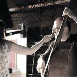 Jam session swing - Comptoir du jazz à Bordeaux - Photo:© Bernard Ancèze