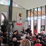 Concert à la médiathèque de Pessac - Photo:© Jean-Marc
