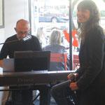 Concert au Bistrot du fromager - Photo:© Carine Noel