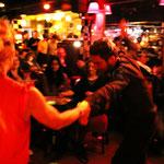 Danseurs swing - Jam session swing - Comptoir du jazz à Bordeaux - Photo:© JC Art View