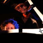Thomas Bercy (piano) - Jam session swing - Comptoir du jazz à Bordeaux - Photo:© JC Art View