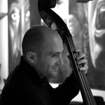 Concert chez Liams - Alexandre Jian (contrebasse) - Photo:© Alain Koenig