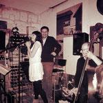 Concert à la Cave de la course - Avec Stéphane Séva - Photo:© Carine Noel