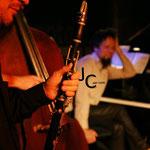 Fabrice Mounier (Clarinette) et Thomas Bercy (piano) - Jam session swing - Comptoir du jazz à Bordeaux - Photo:© JC Art View