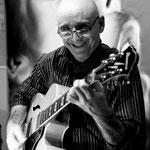 Concert chez Liams - Thierry Lujan (guitare) - Photo:© Alain Koenig