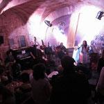 Concert au café des moines