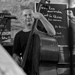 Concert au café des moines - Photo:© Pierre Yvon