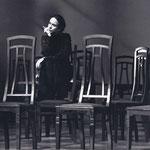 (c) Mara Eggert / Schauspielhaus Frankfurt: Mascha/ Drei Schwestern (A. Tschechow)/ Regie: Thomas Langhoff