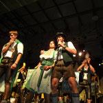 Oktoberfest in Blumenau/ Brasilien mit Rauschberger Zell aus Ruhpolding