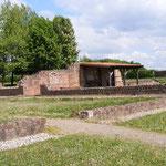 """römische Villa """"Haselburg"""""""