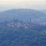 Blick auf Dilsberg