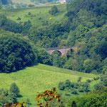Viadukt - Überwaldbahn - zukünftig Draisinenbahn