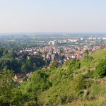 Blick auf Heppenheim