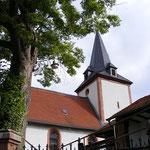 Bergkirche von Mümling-Grumbach