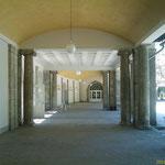 Wandel- und Eingangsseite Ernst-Ludwig-Ring