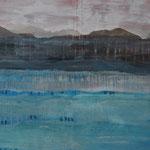 olieverf en acryl, doek (linnen), grootte (b x h): 80 cm x 100 cm, houten lijst, oplage:1, prijs: € 750