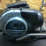 Motor Original 125ccm PX Lusso