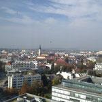 Aussicht vom Klangturm aus