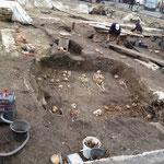 Ausgrabungen am Domplatz