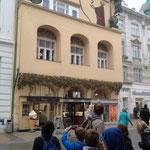 Jugendstilhaus - Olbrichhaus