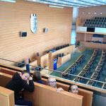 Im Landtagssaal