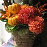 10月 ハロウィンアレンジ