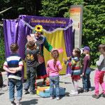 Kinderbespaßung Kinderunterhalter Zauberclown