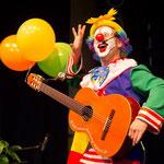 Clown Ferdi - Spendengala Görlitz 2014