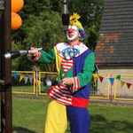 Clown Ferdi - Kitafest 2013