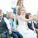 Kinderanimation auf Hochzeiten