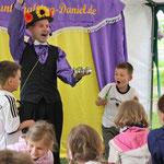 Zauberer Hochzeit Kindergeburtstag Schuleinführung