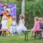 Musikalische Kinderunterhaltung auf Hochzeit - Schuleinführung - Geburtstag