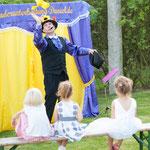 Hochzeitsbetreuung - Zauberer - Kinderunterhalter - Kinderbespaßung Hochzeit