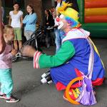 Clown Ferdi - Landskron Braufest Görlitz