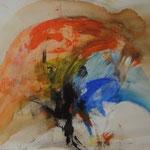 """Relaxing"", Acryl/Lw., 60 x 90 cm"